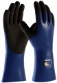 Celomáčené rukavice 56-530 MAXIDRY LR - vel. 8