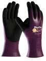 Celomáčené rukavice 56-426 MAXIDRY - vel. 9