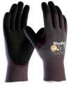 Celomáčené rukavice 56-426 MAXIDRY- vel. 9