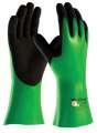 Celomáčené rukavice 56-635 MAXICHEM - vel. 10