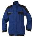 Dámská montérková bunda COOL TREND - modrá-černá, vel.56
