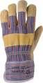 Kombinované pracovní rukavice TOD - vel. 9