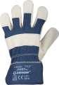 Kombinované pracovní rukavice JAMES - vel. 10,5