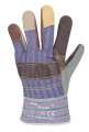 Kombinované pracovní rukavice ROCKY - vel. 10,5