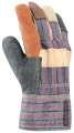 Kombinované pracovní rukavice ROCKY WINTER -vel.10