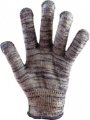 Pletené pracovní rukavice KASILON - vel. 10