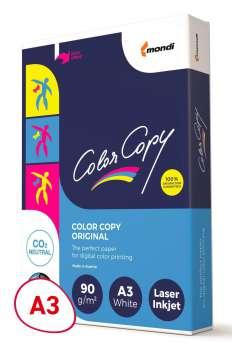 Kancelářský papír Color Copy - A3, 90 g, 500 listů