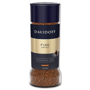 Káva Davidoff Café - Fine Aroma, 100g