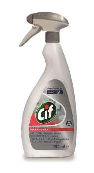 Čisticí prostředek na koupelny - Cif, 750 ml