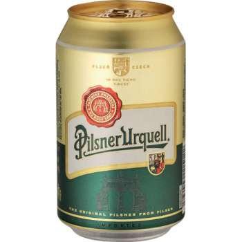 Pivo Plzeň 12° - plech, 24 x 330 ml