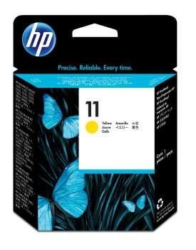 Cartridge a tisková hlava HP C4813A/11 - žlutá