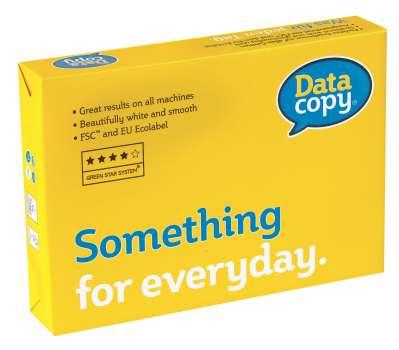 Kancelářský papír Data Copy Everyday - A4, 80 g, 500 listů