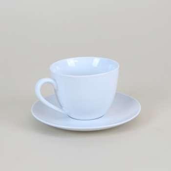 Niceday - cappuccino hrníčky s podšálky, 6+6