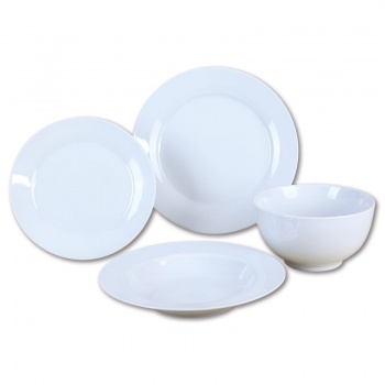Niceday - talíře hluboké, 6 x 21 cm