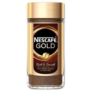 Instantní káva Nescafé Gold - 200 g