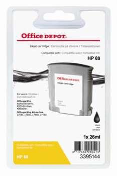Cartridge Office Depot HP C9385A/88 - černá
