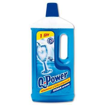 Leštidlo do myček - Q power, 1 l