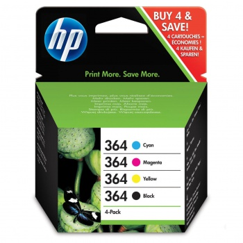 Sada cartridge HP SD534EE/ 364 C, M, Y, B