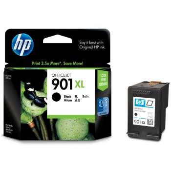 Cartridge HP CC654AE/901 XL - černá