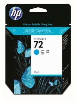 Cartridge HP C9398A - azurová