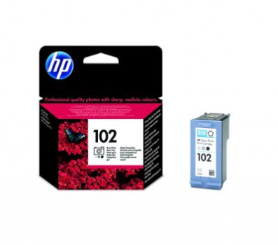 Cartridge HP C9360AE/102 - šedá