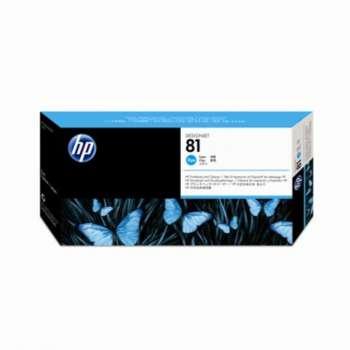 Tisková hlava a čistič tiskové hlavy HP C4951A/81 - azurová