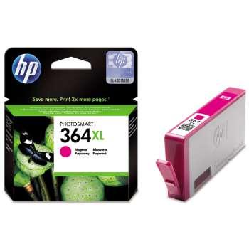 Cartridge HP CB324EE/364XL - purpurová