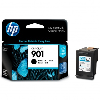 Cartridge HP CC653AE/901 - černá
