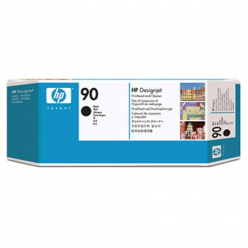 Tisková hlava a čistič tiskové hlavy HP C5054A/90 - černá