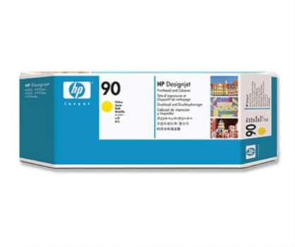 Tisková hlava a čistič tiskové hlavy HP C5057A/90 - žlutá