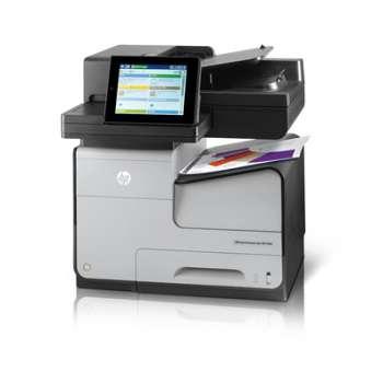 Inkoustová multifunkční tiskárna HP Officejet Enterprise...
