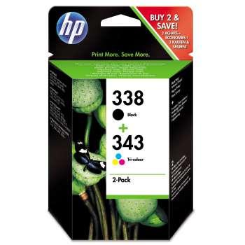Sada cartridge HP SD449EE 338/343