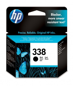 Cartridge HP C8765EE/338 - černá