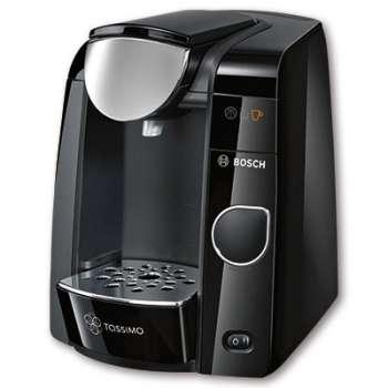 Kávovar Tassimo TAS4502 - kapslový, černý