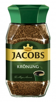 Káva instantní Jacobs Krönung - 100 g