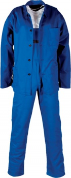 Pracovní oděv, 245g/m2, zdvojená kolena, vel. 52