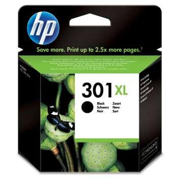 Cartridge HP CH563EE/301XL - černá