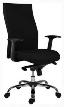 Kancelářská židle Office Multi - šedočerná