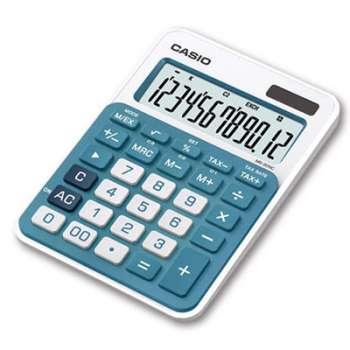 Stolní kalkulačka Casio MS-20NC - modrá