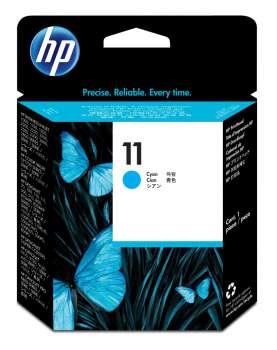 Tisková inkoustová hlava HP C4811A/11 - azurová