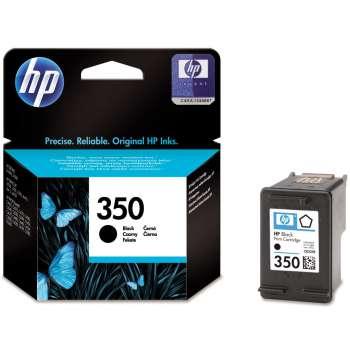 Cartridge HP CB335EE/350 - černá