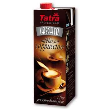 Mléko na cappuccino Lascato 3,5 % tuku, 1 l