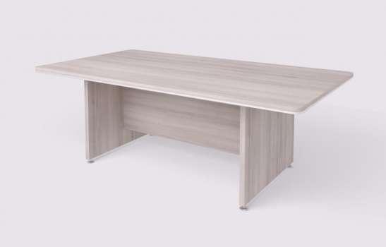 Jednací stůl Lenza WELS 2200, světlý akát