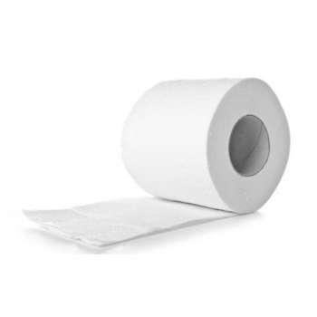 Toaletní papír economy - 1 vrstva, 1 role