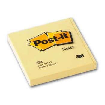 Bloček Post-it 76,0 x 76,0 mm 12+12 ZDARMA