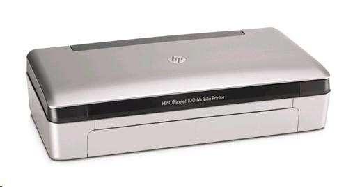Tiskárna inkoustová HP Officejet 100 Mobile Printer