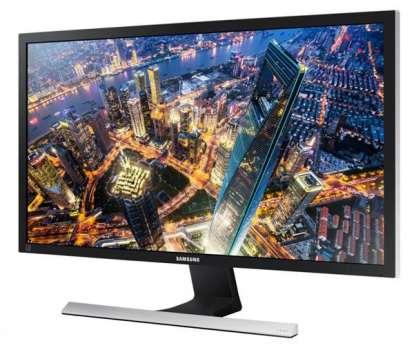 "28"" monitor Samsung MT LED LCD U28E590"