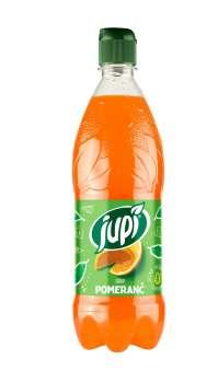 Sirup Jupí - pomeranč, 0,7 l