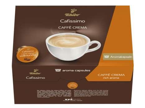 Kapsle Cafissimo - Caffé Crema rich aroma, 96 ks