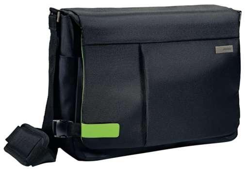"""Brašna na notebook Leitz Complete, 15.6"""" - černá"""